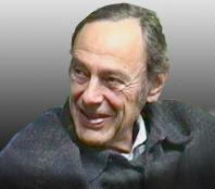 Eugene T. Gendlin, philosophe et psychologue, créateur du Focusing et fondateur de l'Institut de Focusing.