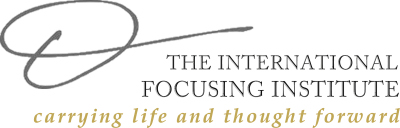 Logo de l'Institut international de Focusing