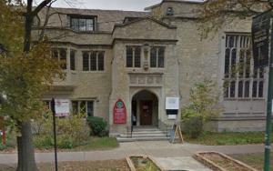5645 S. University Avenue, Chicago 60637, lieu d'origine des groupes de changements initiés par Eugene T. Gendlin dans le quartier Hyde Park à Chicago.